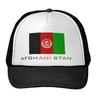 organiser cap for afghan charity event...