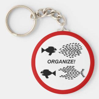 Organize keychain