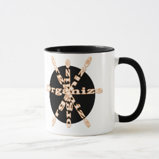 Organize Mug