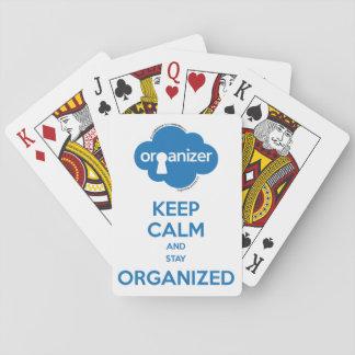 ORGanizer Playing Cards