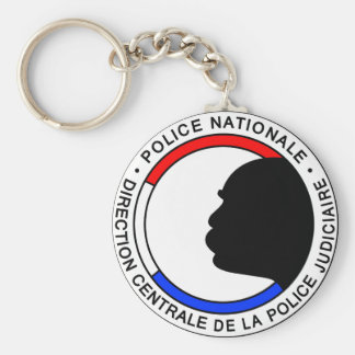 Organizes French Key Ring