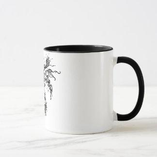 Organometallic Mug