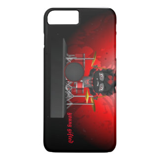 orginal red/black avatar iphone case