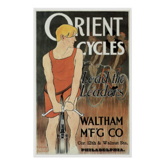 Orient Cycles Poster
