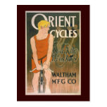 Orient Cycles Vintage Bicycle Gift Post Cards