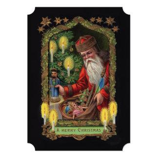 Orient Express Santa Invitation