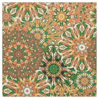 Orient mandala design | Indian motif Fabric