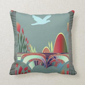 Oriental American MoJo Pillow Cushion