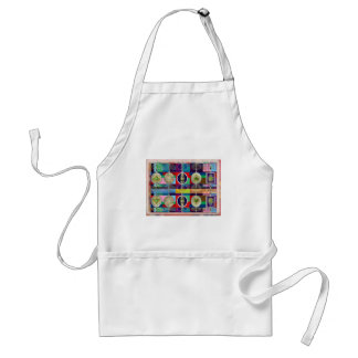 Oriental Chinese : Little HEARTS Decorations Aprons