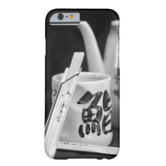 Oriental Chop Sticks & Cup Barely There iPhone 6 Case