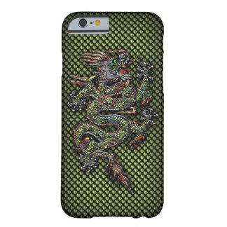 Oriental Dragon Barely There iPhone 6 Case