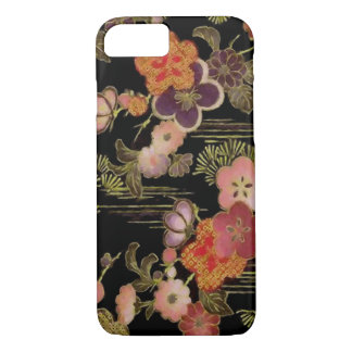 Oriental Floral iPhone 7 Case