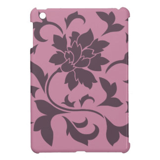 Oriental Flower - Cherry Chocolate & Strawberry Cover For The iPad Mini