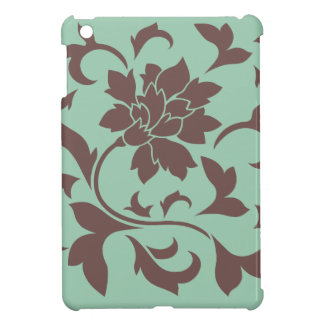 Oriental Flower - Chocolate Hemlock iPad Mini Case