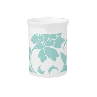 Oriental Flower - Limpet Shell Pitcher