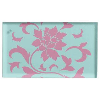 Oriental Flower - Limpet Shell Table Number Holder