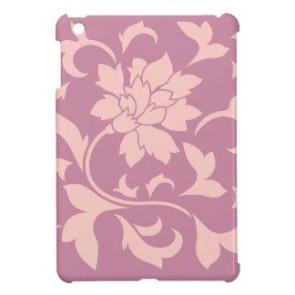 Oriental Flower - Rose Quartz & Strawberry Case For The iPad Mini