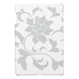 Oriental Flower - Silver iPad Mini Covers