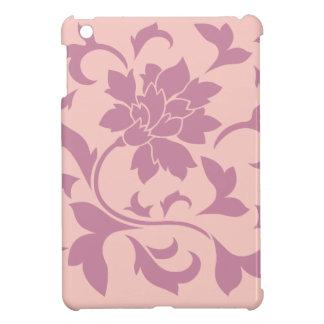 Oriental Flower - Strawberry & Rose Quartz Case For The iPad Mini
