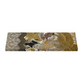 Oriental Imperial Pheasant Canvas Print
