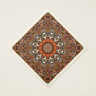 Oriental Kaleido 4 Paper Napkin
