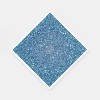 Oriental Kaleido 6 Disposable Napkin