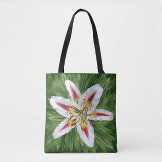 Oriental Lily-Arena Tote Bag