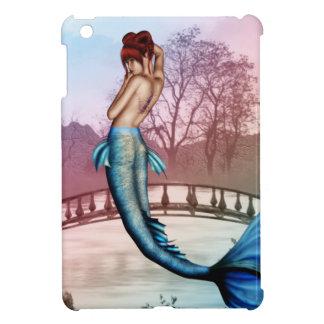Oriental Mermaid iPad Mini Covers