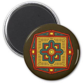 Oriental Ornament Magnet