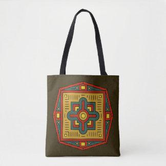 Oriental Ornament Tote Bag