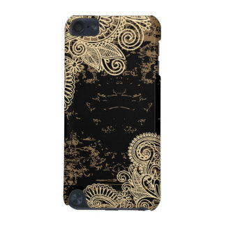 Oriental Ornamental Laces Pattern  iPod Touch 5 Ca iPod Touch 5G Cover