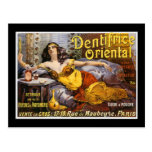 Oriental Perfume Paris France Post Cards