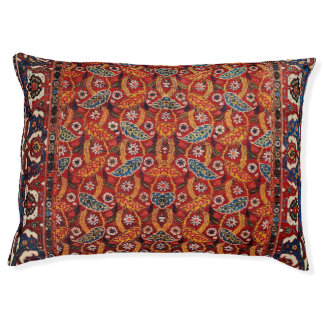 Oriental Rug Design Indoor Dog Bed