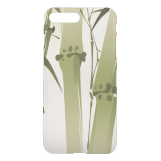 Oriental style painting, bamboo branches 2 iPhone 7 plus case