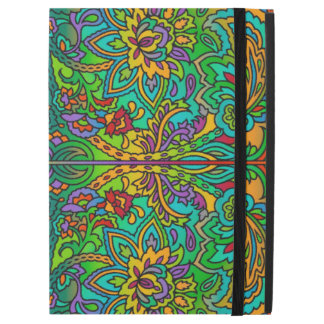 "Oriental Watercolor Pattern V + your ideas iPad Pro 12.9"" Case"