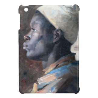 Orientalist Head of a Young Moor Cover For The iPad Mini