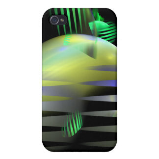 Orientation Fractal iPhone 4/4S Cover