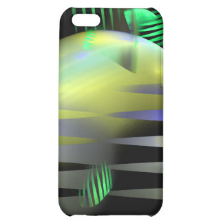 Orientation Fractal iPhone 5C Cover