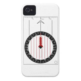 Orienteering Compass iPhone 4 Cover