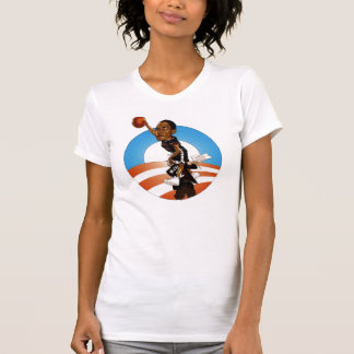 orig, Ballin' Like Barack Tshirts