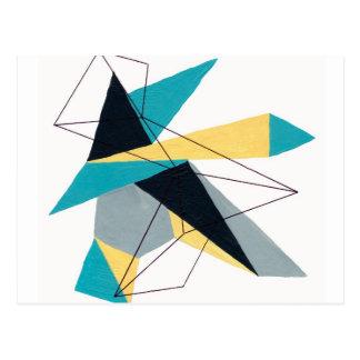 Origami 2 postcard