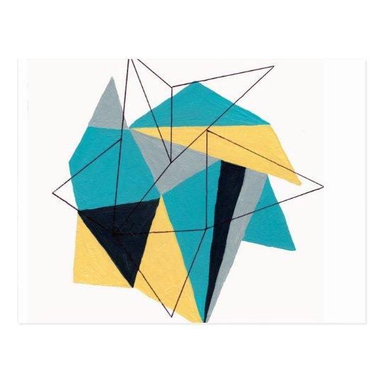 origami 3 postcard zazzlecomau