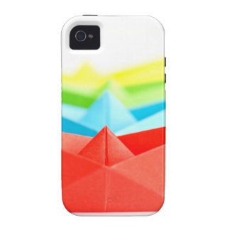 Origami Boats iPhone 4/4S Covers
