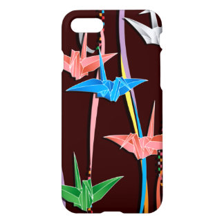 Origami cranes iPhone 8/7 case