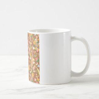 Origami Flowers & Stars Coffee Mugs