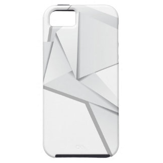 Origami pigeon iPhone 5 case