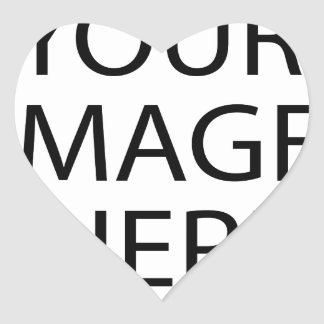 Origami Pikachu Heart Sticker