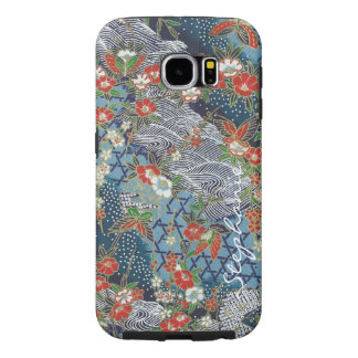 ORIGAMI SHIMMER WAVES SAMSUNG GALAXY S6 CASES