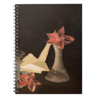 Origami Still Life Notebook