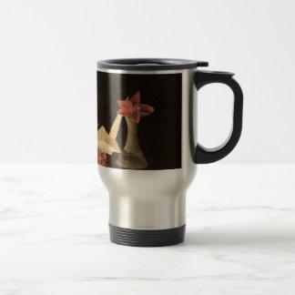 Origami Still Life Travel Mug